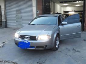 Audi A4 1.8 T Multitronic 2004