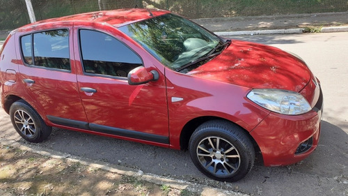Imagem 1 de 7 de Renault Sandero 2012 1.0 16v Expression Hi-flex 5p