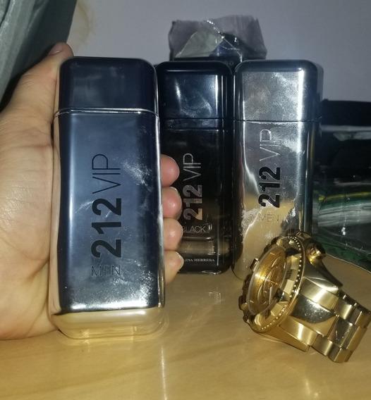 Perfume 212 Semi Origem.