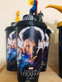 Vasos De Dr. Strange Importados