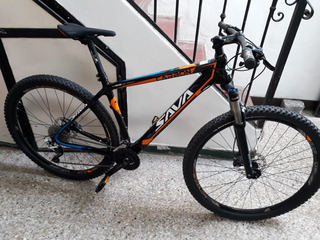 Bicicleta Sava Carbono 29er Nueva No Venzo Raleigh Gt