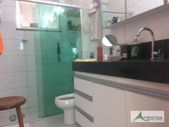 Apartamento Com 3 Dormitórios À Venda, 103 M² Por R$ 385.000,00 - Centro - Belo Horizonte/mg - Ap1518