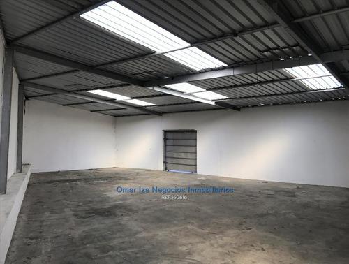 Alquiler Casa Con Galpon Local Industrial Vivienda Deposito