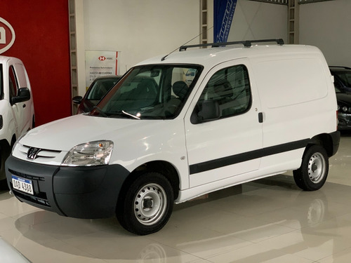 Peugeot Partner M69 Nafta 2019 Unico Dueño