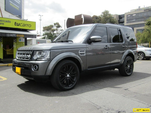 Land Rover Discovery 3.0 Hse Supercharged