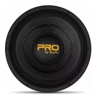 Woofer Profesional Spyder Pro 18 Pulg 800w Rms 8 Omhs P