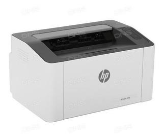 Impresora Wifi Laser Hp 107w Monocromática Negro 105a 500p