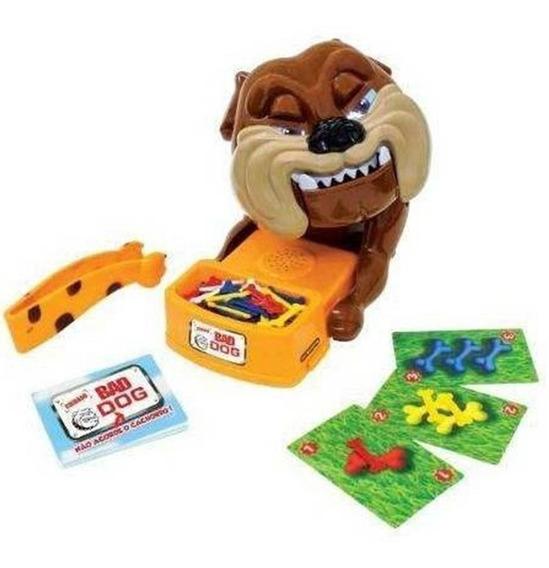 Jogo Bad Dog Não Acorde O Cachorro Ossos Polibrinq
