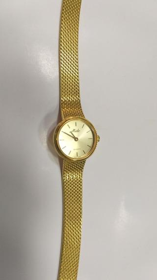 Reloj Marca Mido Como Nuevo