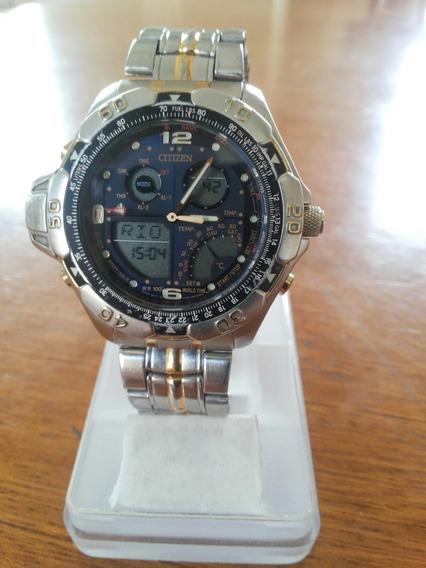 Relógio Citizen C720 - Wingman Temp