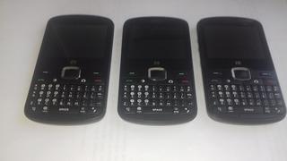Celular Zte U5100 Preto Lote De 6 Aparelho Novo