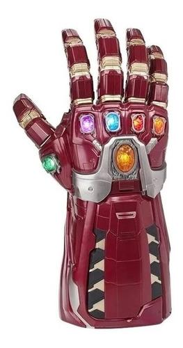 Vingadores Homem De Ferro Marvel Manopla Legends Eletronica