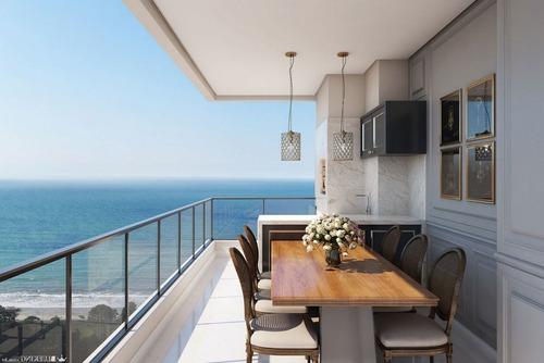 Paramount Tower - Apartamento 4 Suites Com Ampla Sacada Gourmet E 3 Vagas De Garagem - 1738_1