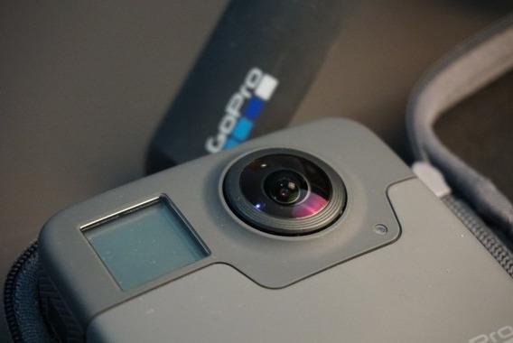 Go Pro Fusion - Vr Camera 360 Graus