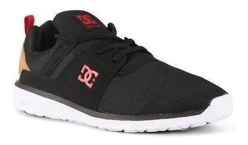 Tenis Dc Shoes Heathrow Adys700071 Preto