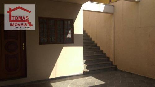 Imagem 1 de 20 de Sobrado Com 3 Dormitórios À Venda, 180 M² Por R$ 680.000,00 - Jardim Pinheiros - São Paulo/sp - So1654