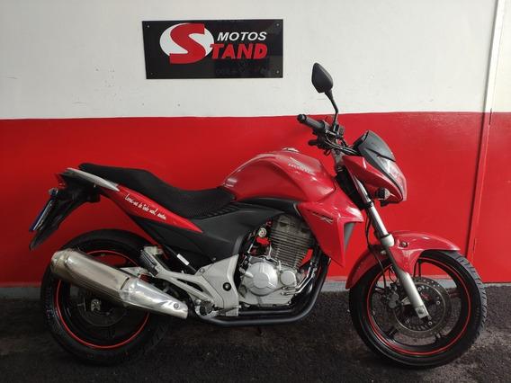 Honda Cb 300 R 300r Cb300r 2014 Vermelha Vermelho