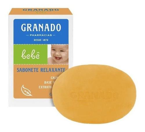 Sabonete Glicerina Granado Bebe Camomila 90g