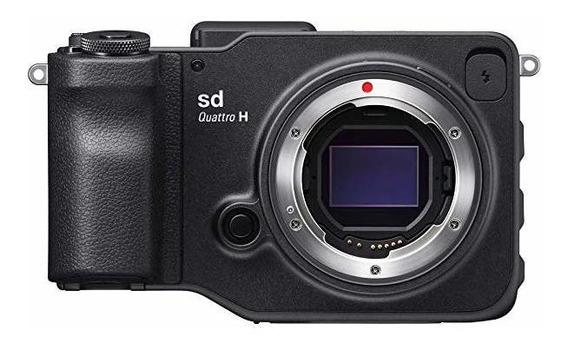 Camara Sigma C41900 Sd Quattro H 51 Digital Slr 3 Lcd Bla -®