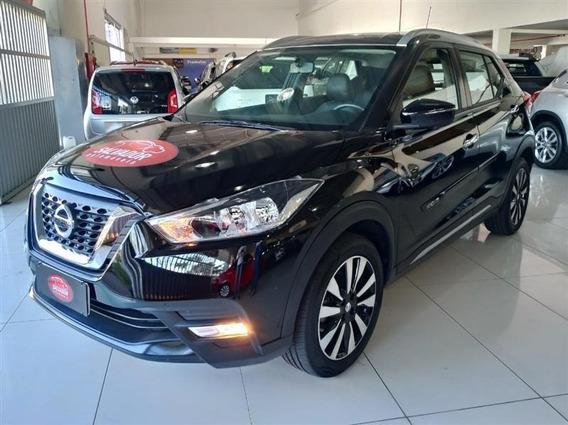 Nissan Kicks 1.6 16v Flexstart Sl 4p Xtronic 2017/2018