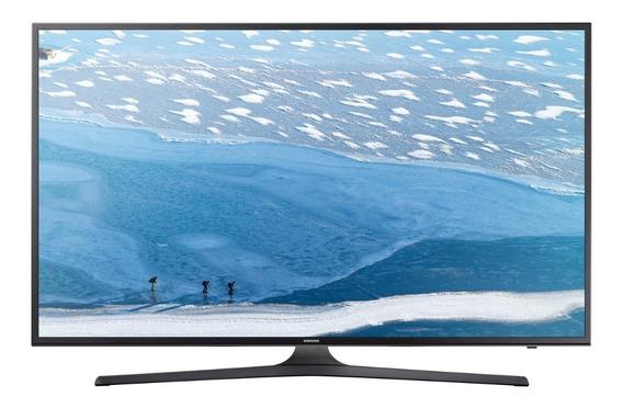 Smart Tv Samsung 40 4k Un40ku6000 Em Perfeito Estado