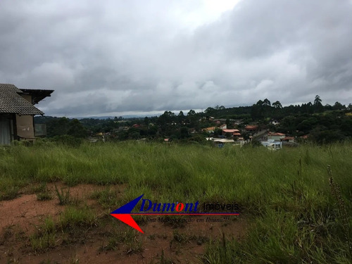 Imagem 1 de 7 de Belíssimo Terreno Em Condominio Fechado Ibiúna Sp.