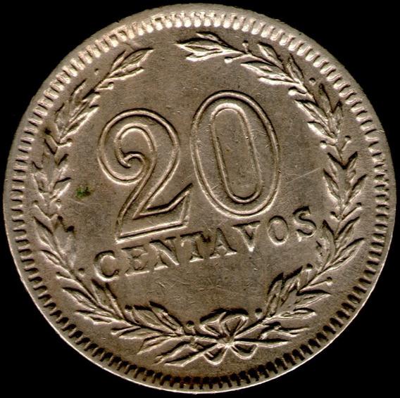 Spg Argentina 20 Centavos 1930
