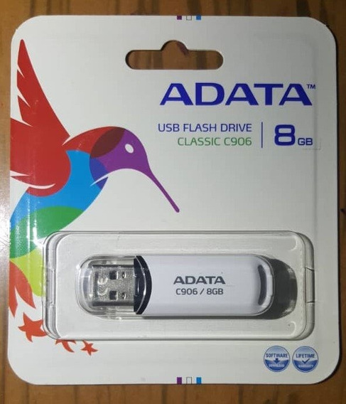 Pendrive Adata 8gb