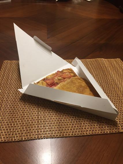 Cono Para Crepas (caja Para Llevar)
