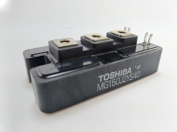 Igbt Mg150j2ys40 Toshiba