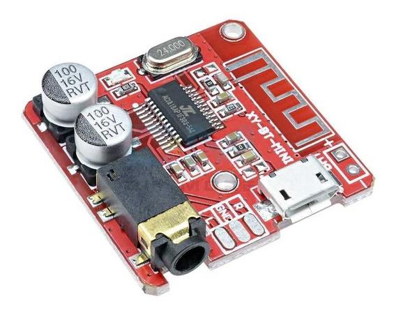 Placa Amplificador Mini Mp3 Bluetooth 4.1 (envio Imediato!)