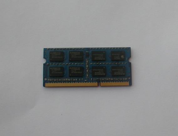 Memória Ram Para Notebook Ddr3 2gb Pc3-8500s-7-10-f1