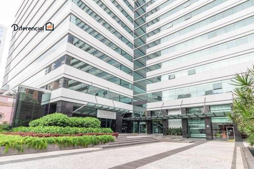 Studio, 29 M² - Venda Por R$ 260.000,00 Ou Aluguel Por R$ 1.500,00/mês - Centro - Curitiba/pr - St0231