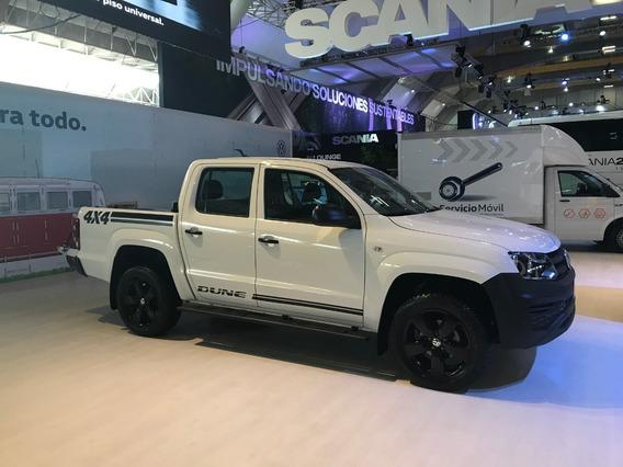 Volkswagen Amarok 4x4 4motion Dune 2019
