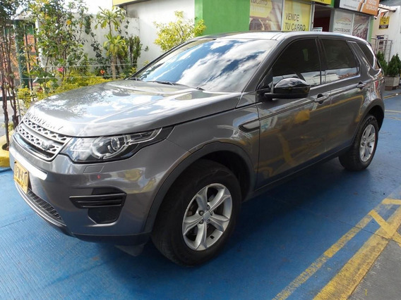 Land Rover Discovery Sport 2.0l S14