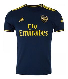 Camisa Nova Do Arsenal Inglês Premier League - Mega Promoção