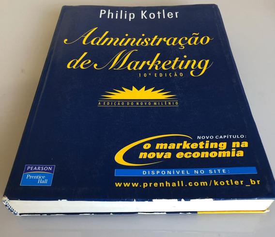 Administração De Marketing - 10ª Edição - Ed. Novo Milenio