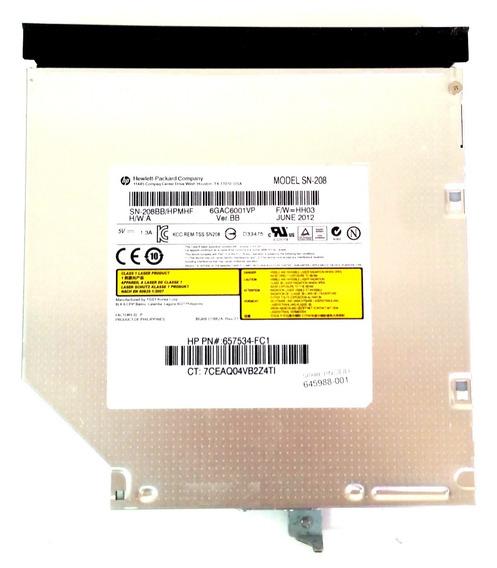 Gravador Cd Dvd Notebook Compaq Cq43 Hp 430 Sn-208