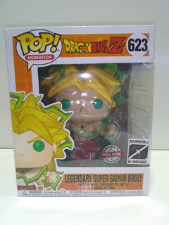 Funko Pop! Legendary Super Saiyan Broly #623