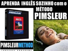 Inglês Pimsleur - Inglês Para Brasileiros