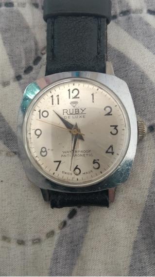 Relógio Ruby De Luxe