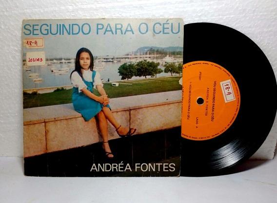 Disco Compacto Andréa Fontes - Seguindo Para O Céu