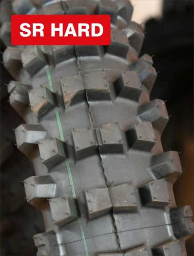 Cubierta Rinaldi 110/100-18 Sr Hard Trasera