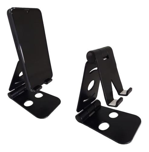 Suporte De Celular Universal Mesa Smartphone Articulado