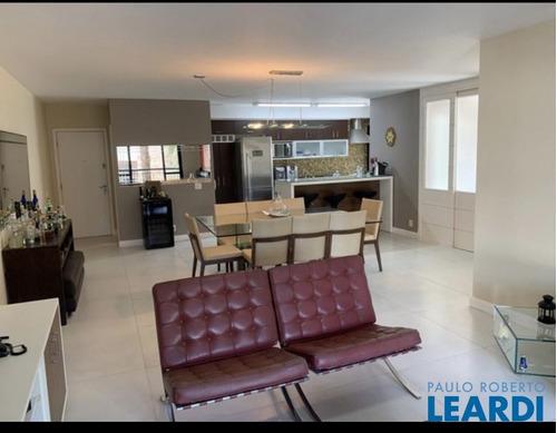 Imagem 1 de 14 de Apartamento - Campo Belo  - Sp - 637502