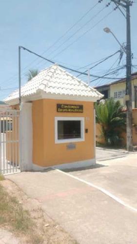 Imagem 1 de 11 de Casa Em Condomínio-à Venda-vargem Pequena-rio De Janeiro - Brcn20125