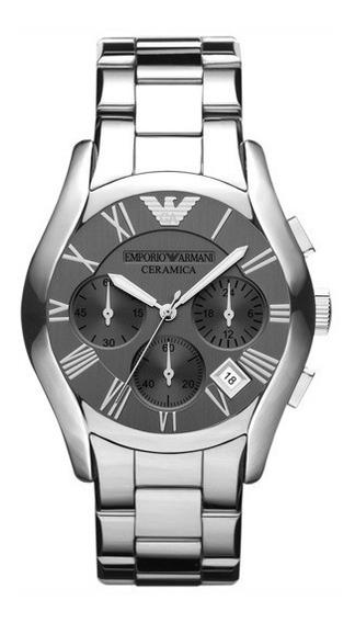 Relógio Empório Armani Ar1465 Titanium Ceramica Chronograph