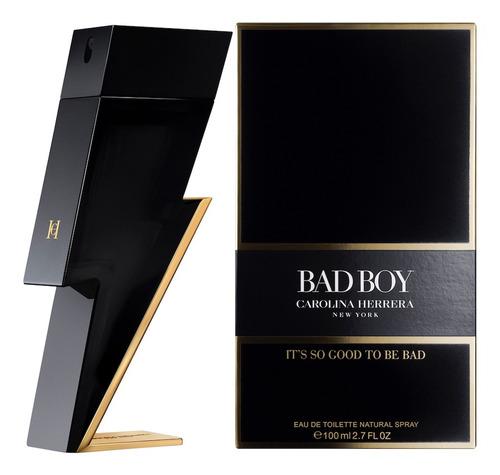 Bad Boy Edt 100ml Silk Perfumes Original Ofertas