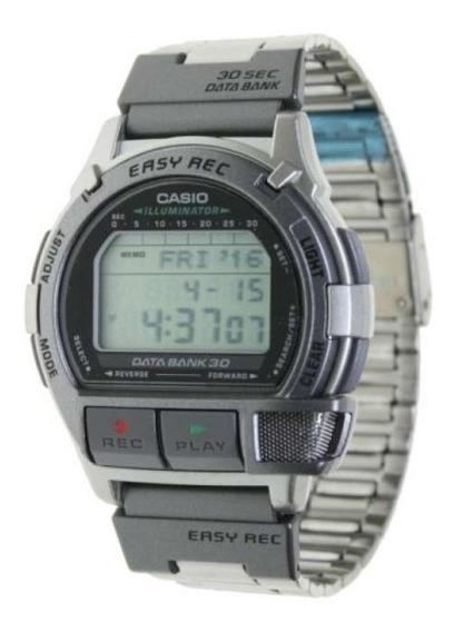 Reloj Casio Grabadora De Voz Vinta-ge 100 % 0riginal