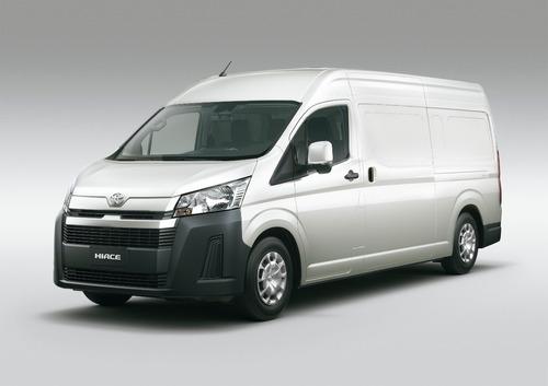 Toyota Hiace Furgón L2 H2 2.8 Tdi 6at 3a 5p 2021